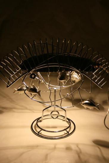 "VENDUE Lampe ""Rillettes de la Mer"""