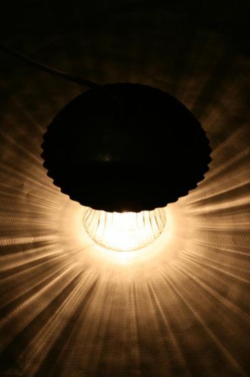 "VENDUE Lampe ""Rubis"""