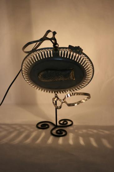 "ARCHIVES LAMPE ""SAINT PIERRE"""