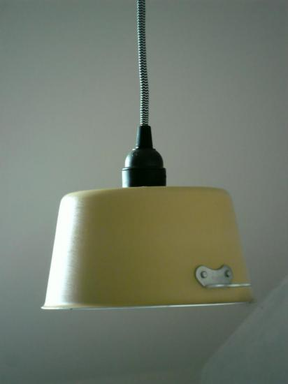 "VENDUE SUSPENSION ""BEIGE"""