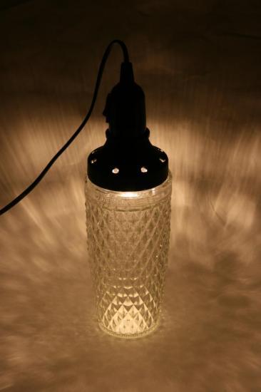 "Lampe ""FUSIFORME"""