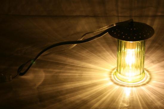 "VENDUE LAMPE ""Verveine"""