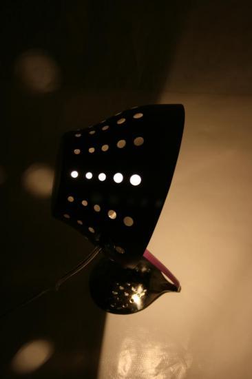 """Lampe """"Vitelotte"""""""