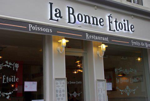 """Restaurant """"La Bonne Etoile"""""""