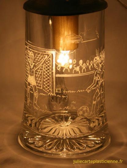 """LAMPE """"COPA DO MUNDO 2014"""""""