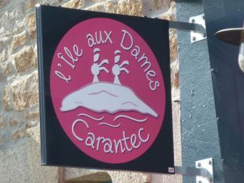 L'ILE AUX DAMES • CARANTEC (29)