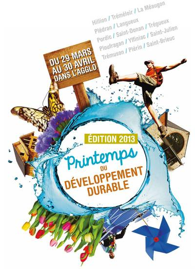 PRINTEMPS DU DEVELOPPEMENT DURABLE.